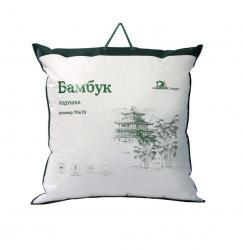 Подушка из бамбука «Оригинал» (чехол: тик)