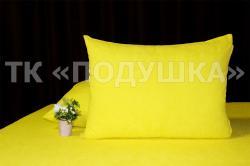 Купить желтые махровые наволочки на молнии в Архангельске