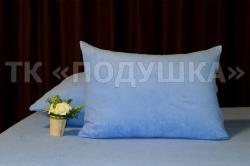 Купить синие махровые наволочки на молнии в Архангельске