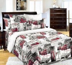 Купить постельное белье из бязи «Лондон 1» в Архангельске