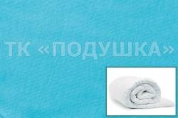 Купить голубой трикотажный пододеяльник в Архангельске