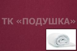 Купить бордовый трикотажный пододеяльник в Архангельске
