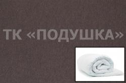 Купить коричневый трикотажный пододеяльник в Архангельске