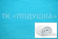Купить бирюзовый махровый пододеяльник  в Архангельске