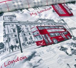 Постельное белье перкаль «Лондон»